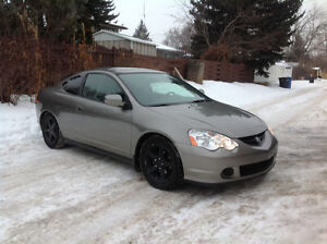 2002 Acura RSX Hatchback Mint Must See and Drive !