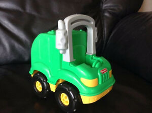 Fisher Price Garbage Truck - $5