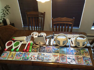 Wii package for sale