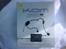 Why is this headset and microphone system