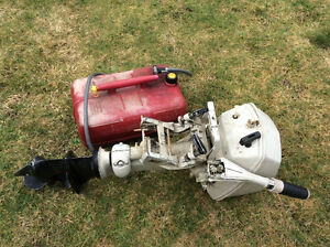 6hp outboard engine