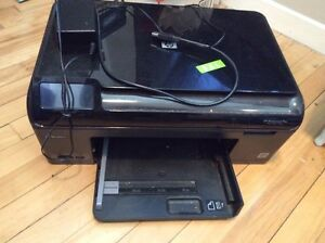HP wireless scanner/printer