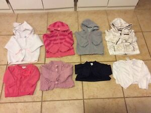 Baby Girl Hoodies and Sweaters Kitchener / Waterloo Kitchener Area image 1
