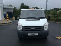 Ford Transit T350 Tipper Crew Cab Euro 4