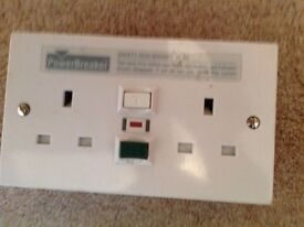 Rcd 13a Safety sockets (9 available)