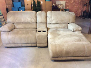 Mint Condition Reclining Couch