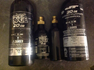 PAINTBALL CO2 Bottles