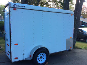 Cargo Trailer (Charmac USA) 6' X 11' from Vancouver BC
