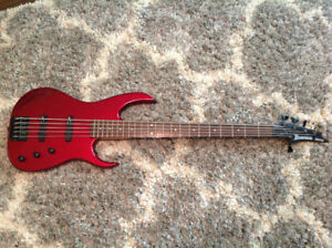 Ibanez EX Series 5 String Bass