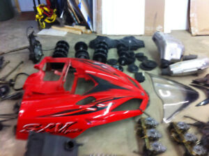 parting out yamaha snowmobiles parts and used sleds