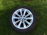 BMW 5 series F10/F11 17 inch alloy