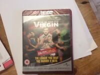 """HD DVD """"the 40 year old virgin"""" brand new sealed Christmas gift"""