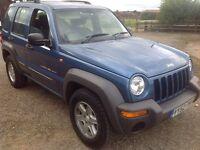 jeep cherokee diesel 2003