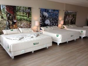 100% Natural Latex Mattress Custom Made For You In Barrie, ON