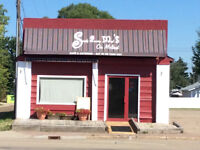 Small Cafe for Sale