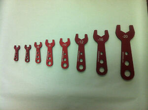 AN Fitting Wrench Sets