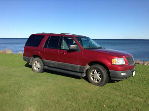 2004 FORD EXPEDITION LUXURY SUV 4X4 (ONLY 115,000kms) TRADES