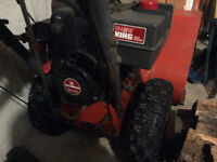 """8HP Tecumseh Snowblower with 26"""" Cut For Sale"""