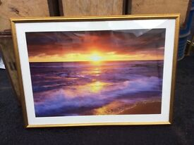 Large picture of sunset