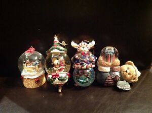 Gingerbread, Snowman and Snow globe Ornaments and Figurines St. John's Newfoundland image 3