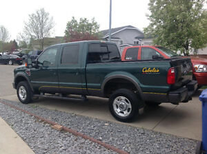 2010 Ford F-350 Cabelas Edition Pickup Truck