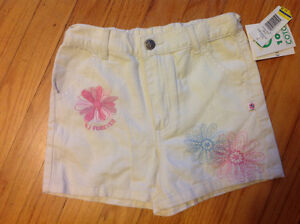 Girl's Size 4 shorts