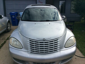 2003 Chrysler PT Cruiser Turbo Wagon