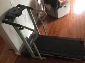 Weslo Cadence treadmill. As new