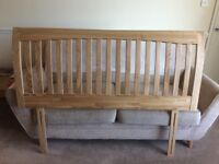Solid Wooden Headboard (Cansas)