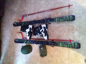 Whole ski package best offer takes it!!!!$$$