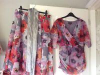 Alexon top and skirt, occcasionalwear size 14.