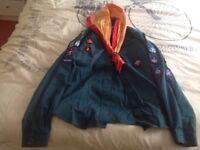 Scout shirts x2