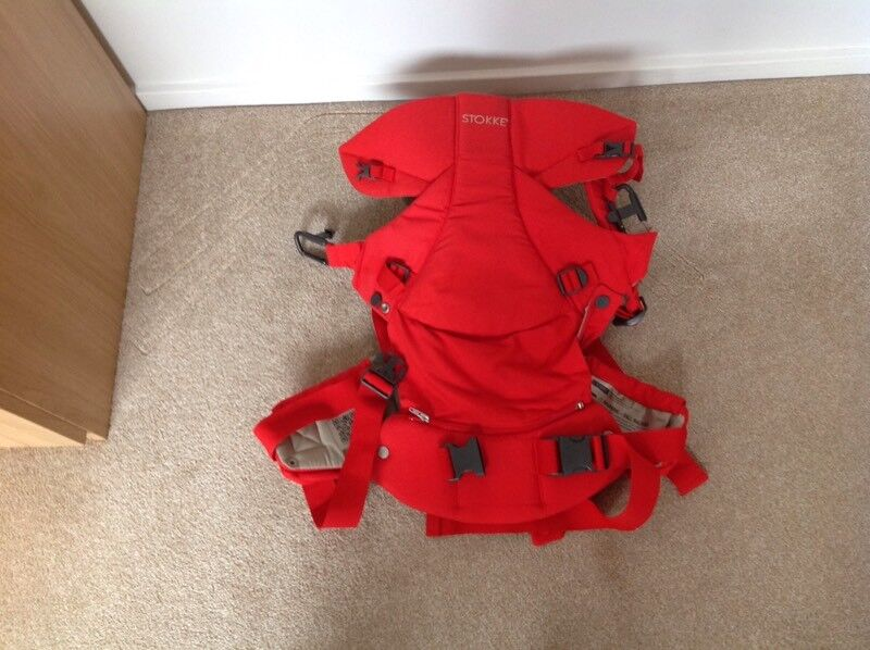 Stokke - My Carrier Red