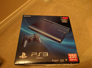 Good condition PS3, 14 Games offered, with Sony TV
