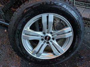 Bridgestone Blizzac 225/65R17 1 saison sur mag