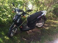 SCOOTER 50cc PEOPLE S