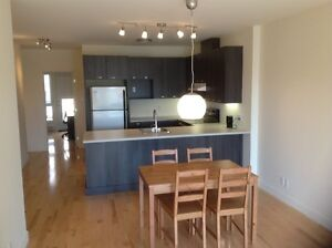4.5 for Rent, Close to Metro Acadie, furnished and heating incl.