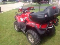 Can-Am 500cc 4x4 with many extras $6550