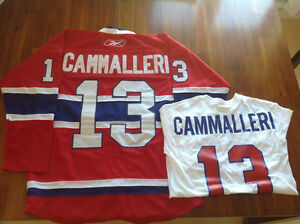 Montreal Canadiens Mike Cammalleri Jersey Chandail et T-shirt