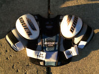 Good used hockey equipment