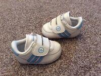 Adidas Crib Shoes - Size 1