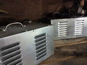 Hydroponic Grow Light fixtures
