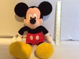 Micky Mouse soft toy