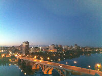 River view penthouse condo - furnished