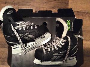 Patins de hockey Reebok enfants grandeur 12
