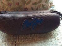 Maui Jim sunglasses. As new in case and protective bag.