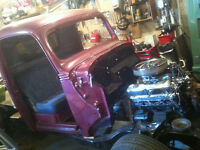 1939 Ford Truck Hot Rod