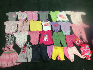 Baby girl lot! Huge lot. 0-24 months