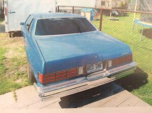1981 Chevrolet Malibu Coupé (2 portes)