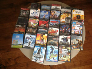 PS games for sale